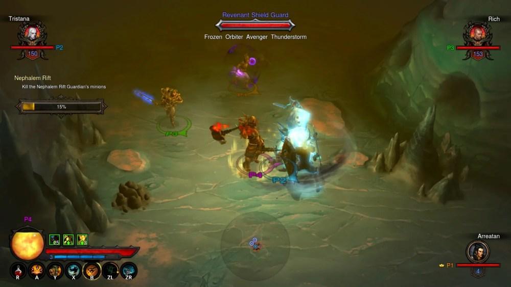 Diablo III Eternal Collection Switch Screenshot 28