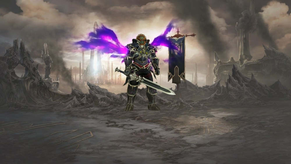 Diablo III Eternal Collection Switch Screenshot 3