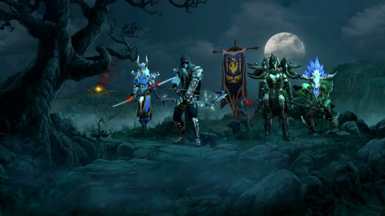 Diablo III Eternal Collection Switch Screenshot 33