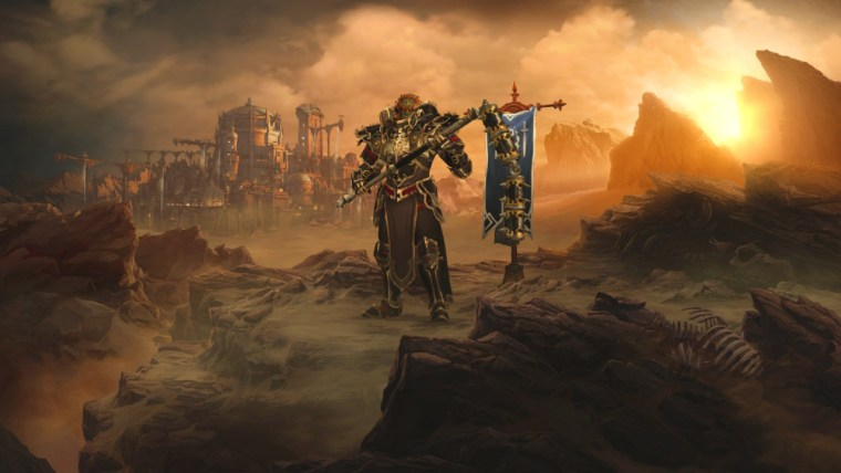 Diablo III Eternal Collection Switch Screenshot 6