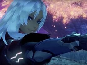 Elma Xenoblade Chronicles 2 Screenshot