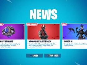 Fortnite Shockwave Grenade Screenshot