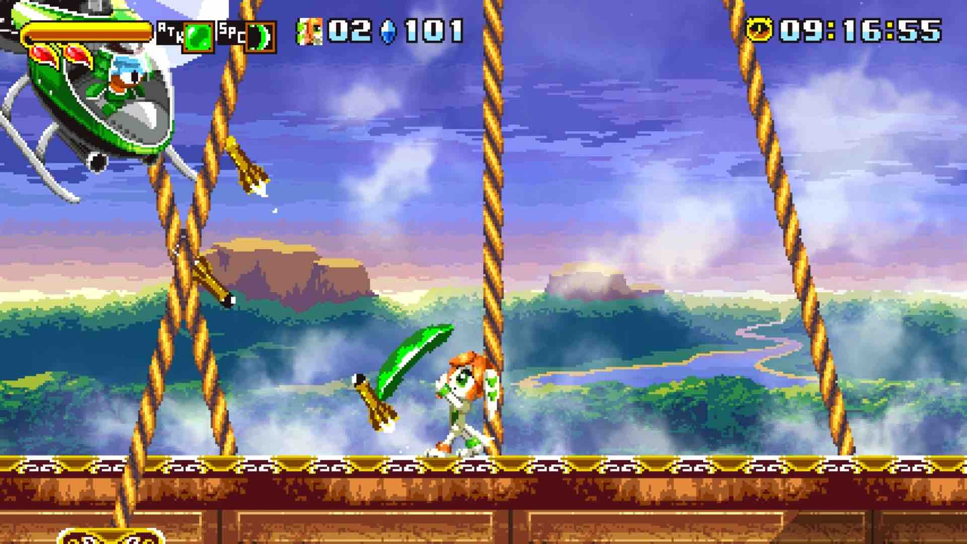 Freedom Planet Review Screenshot 2