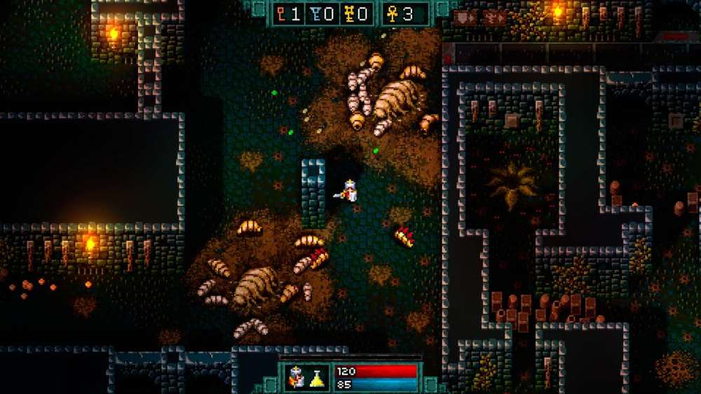Hammerwatch Review Screenshot 1