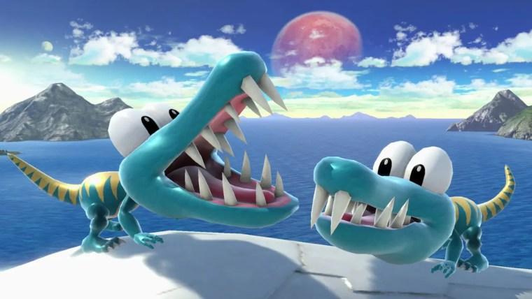 KlapTrap Super Smash Bros. Ultimate Screenshot