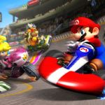 Mario Kart Wii Art