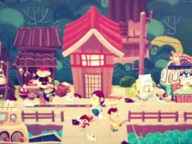 Mineko's Night Market Screenshot