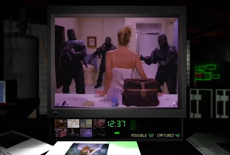 Night Trap: 25th Anniversary Edition Screenshot
