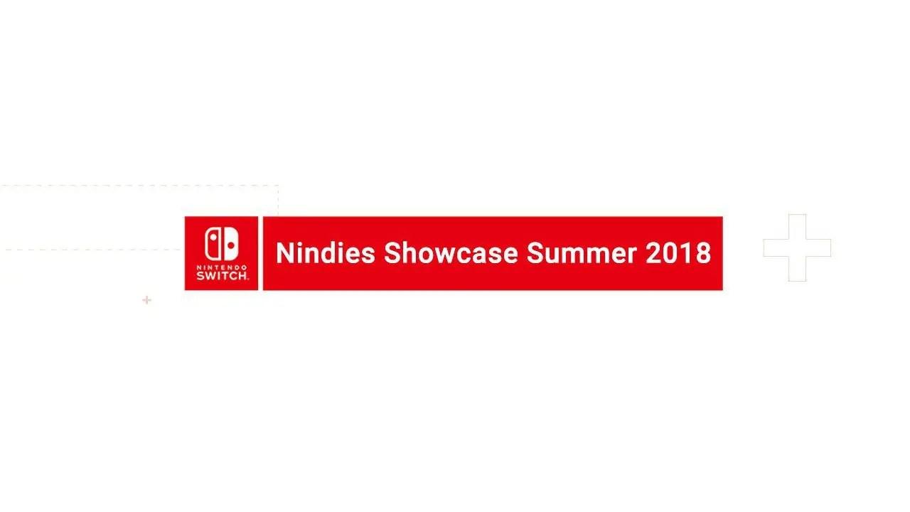 Nindies Showcase Summer 2018 Logo