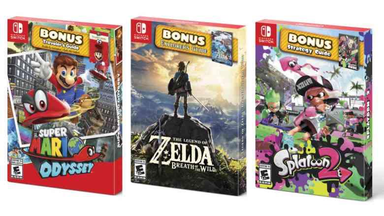 Nintendo Switch Starter Packs