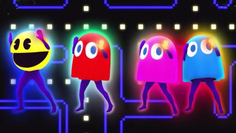 Pac-Man Just Dance 2019 Screenshot