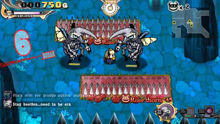 Penny-Punching Princess Review Screenshot 1