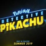 Pokémon Detective Pikachu Logo