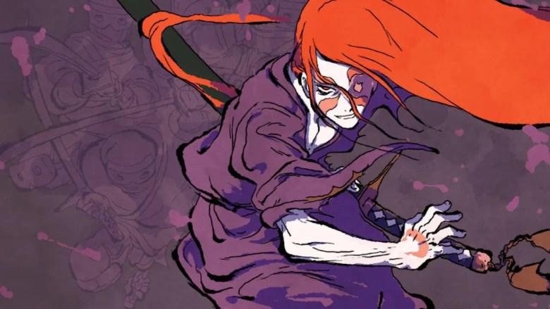 Samurai Gunn 2 Artwork
