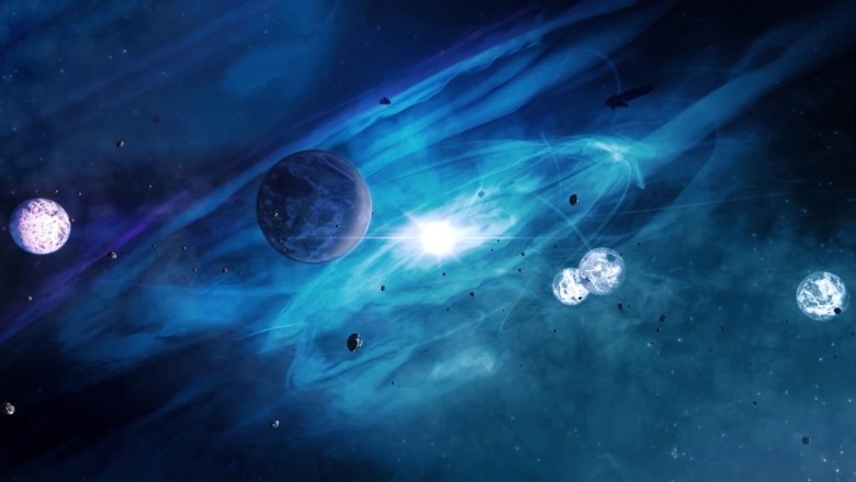 Starlink: Battle For Atlas Star System Screenshot