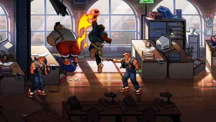 Streets Of Rage 4 Screenshot 5