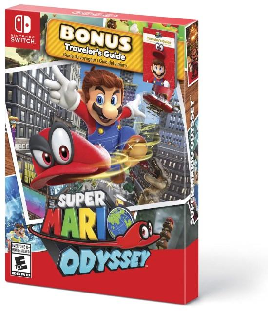 Super Mario Odyssey Starter Pack