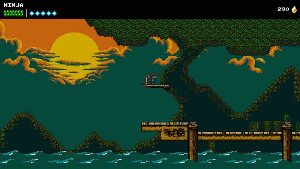 The Messenger Review Screenshot 1