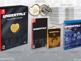 Undertale Collector's Edition Switch Photo