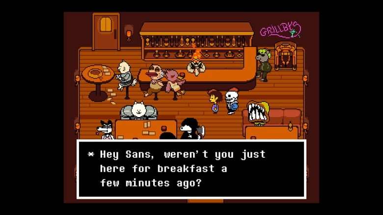 Undertale Screenshot