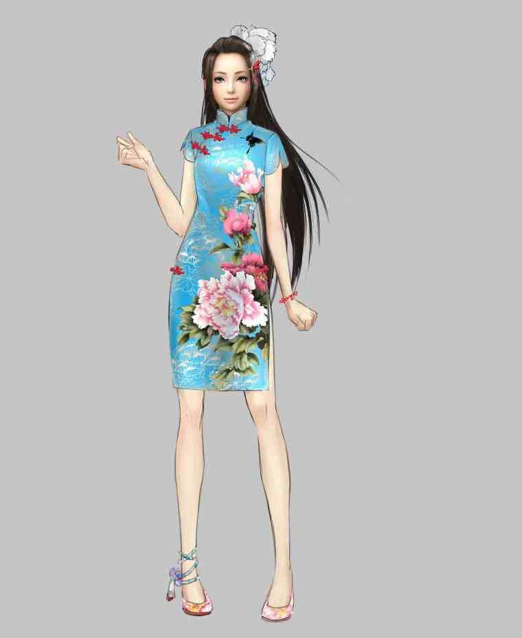 Warriors Orochi 4 Lady Hayakawa Alternate Costume