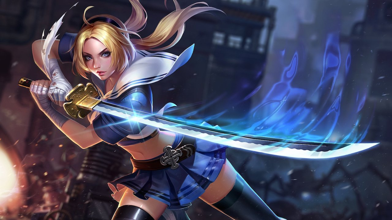 Arena Of Valor Update Version 1 0 4 Hits Nintendo Switch