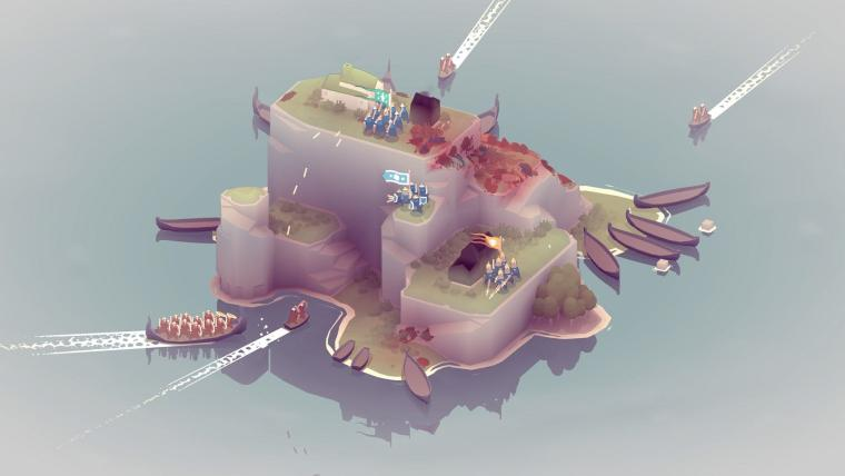 Bad North Review Screenshot 1