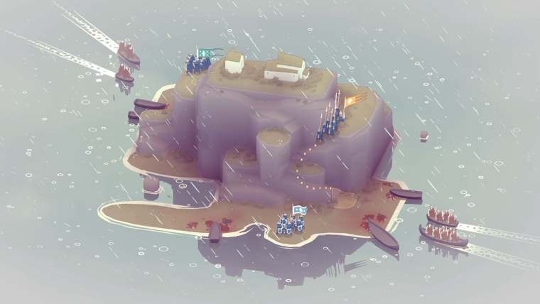 Bad North Review Screenshot 2