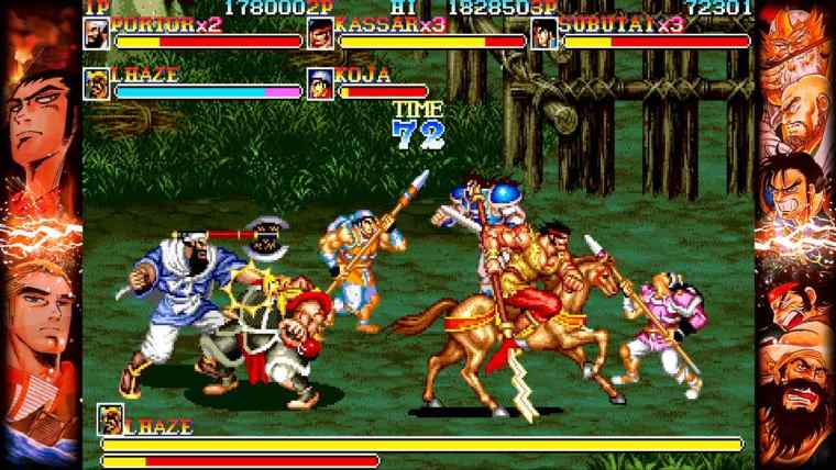Capcom Beat 'Em Up Bundle Review Screenshot 2