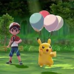 Floaty Fall Pokémon Let's Go Pikachu Screenshot