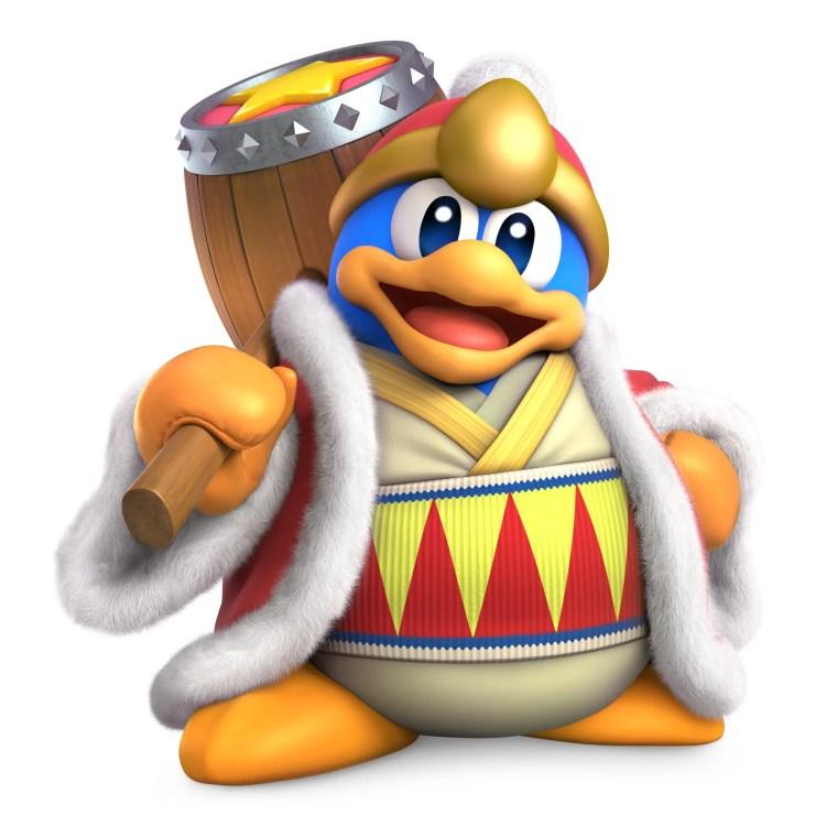 King Dedede Super Smash Bros. Ultimate Character Render