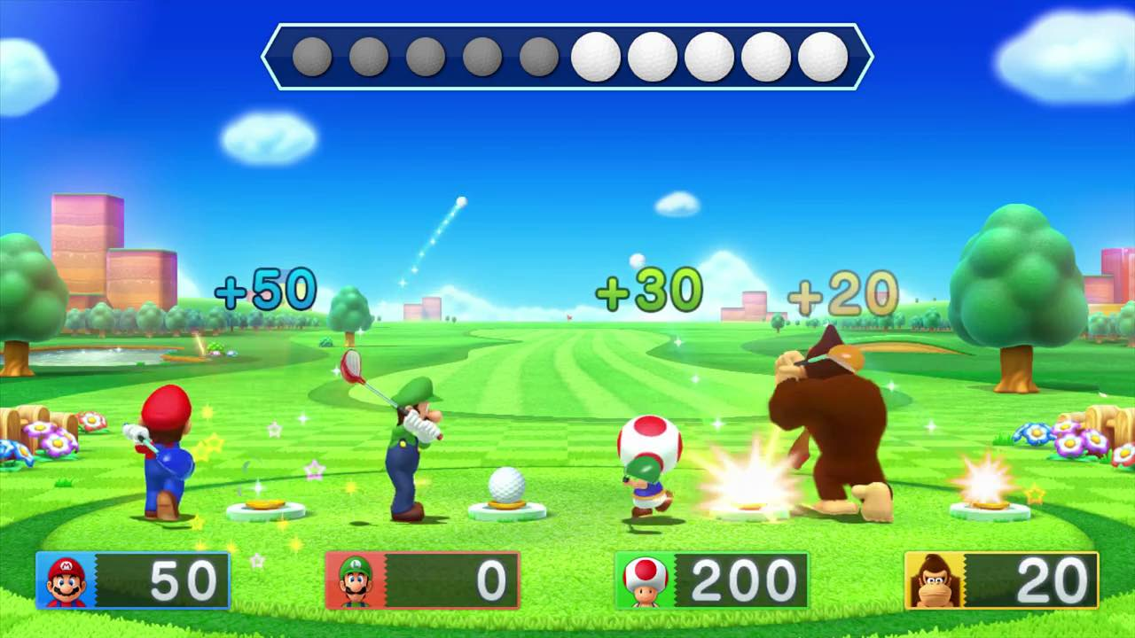 Mario Party 10 Bob-Omb Bogey Screenshot