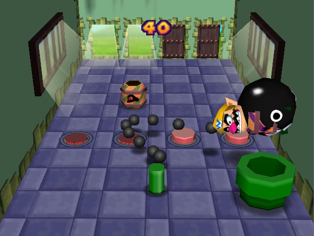 Mario Party 2 Sneak 'N' Snore Screenshot