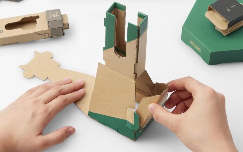 Nintendo Labo Toy-Con 03: Vehicle Kit Review Screenshot 2