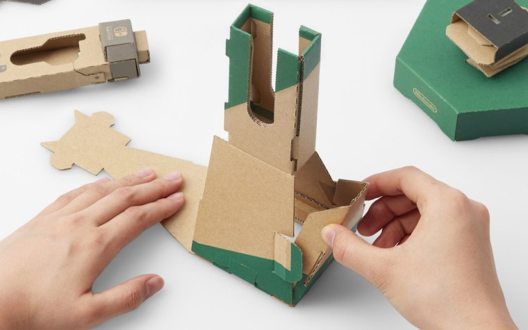 Nintendo Labo Toy-Con 03: Vehicle Kit Review Screenshot 2