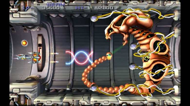 R-Type Dimensions Screenshot