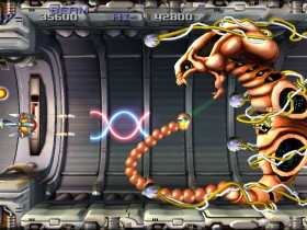R-Type Dimensions Screenshot