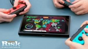 Risk Nintendo Switch Screenshot
