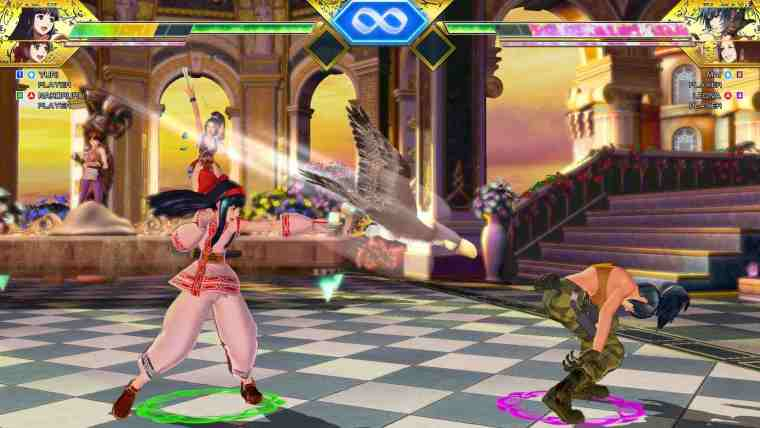 SNK Heroines: Tag Team Frenzy Review Screenshot 3