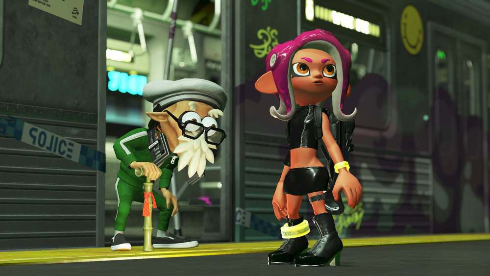 Splatoon 2: Octo Expansion Review Screenshot 1