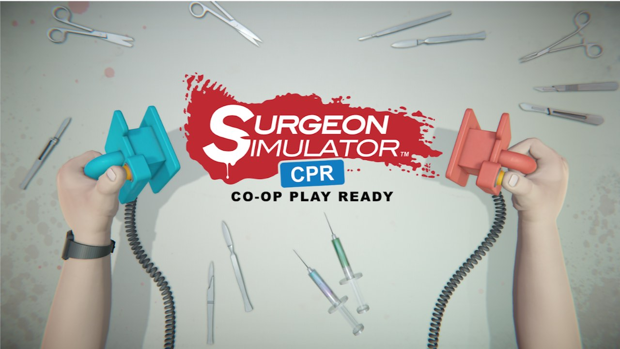Surgeon Simulator CPR Review Header