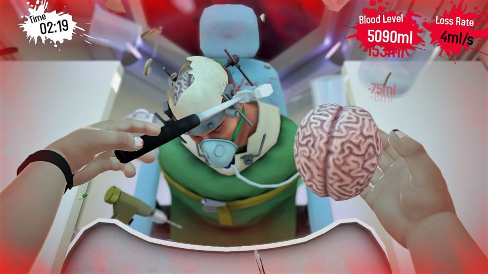Surgeon Simulator CPR Review Screenshot 2