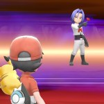 Team Rocket Pokémon Let's Go Pikachu Eevee Screenshot