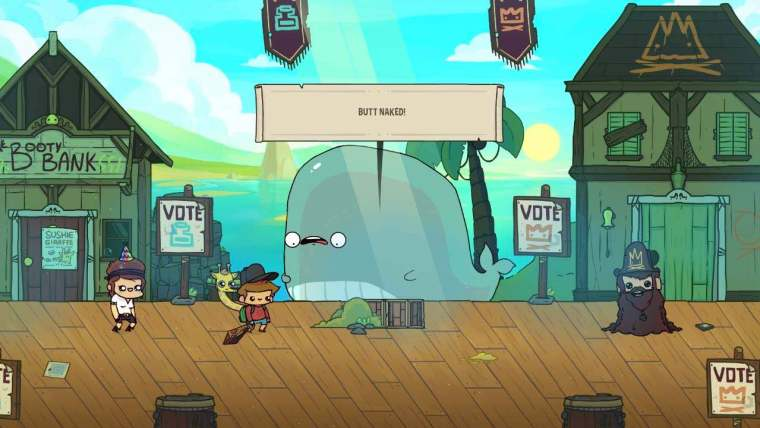 The Adventure Pals Review Screenshot 1