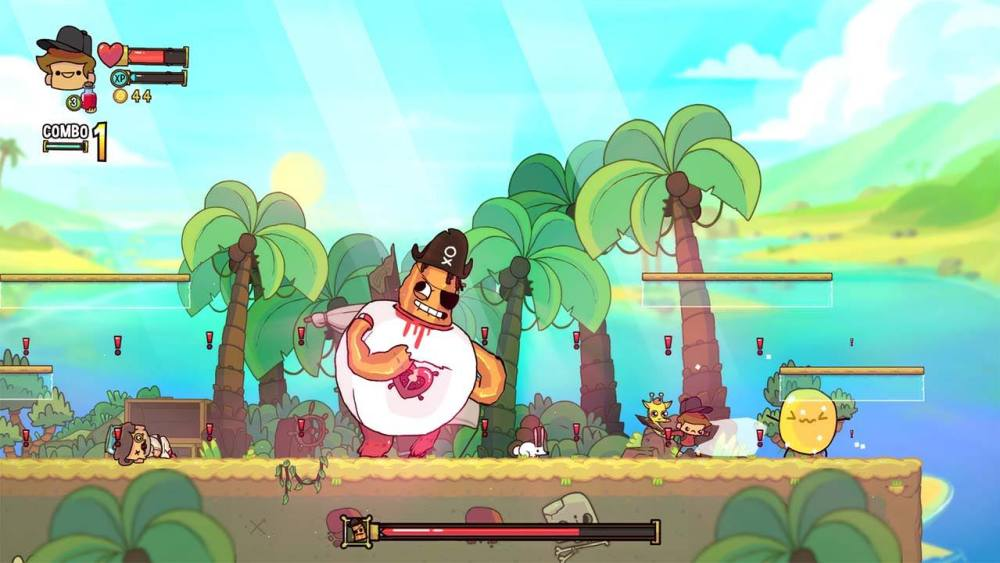 The Adventure Pals Review Screenshot 2