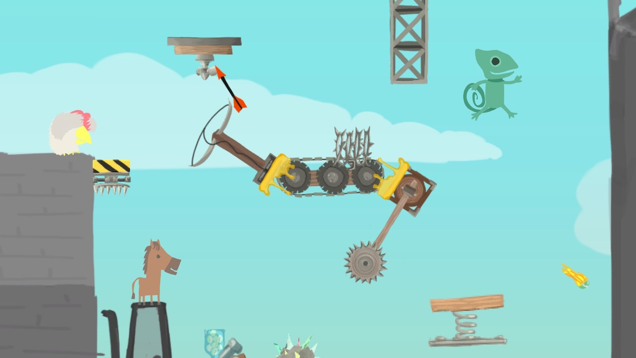 Ultimate Chicken Horse Review – Switch – Nintendo Insider