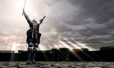 Dark Souls Praise The Sun Screenshot
