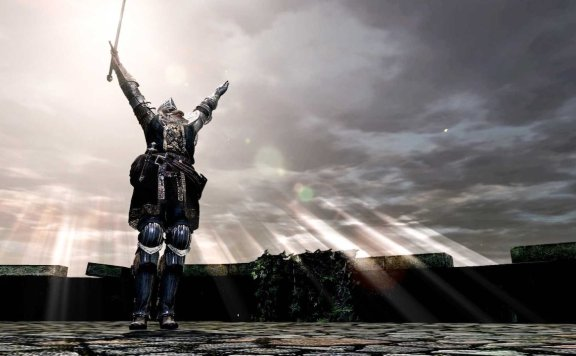 Dark Souls Praise The Sun Screenshot