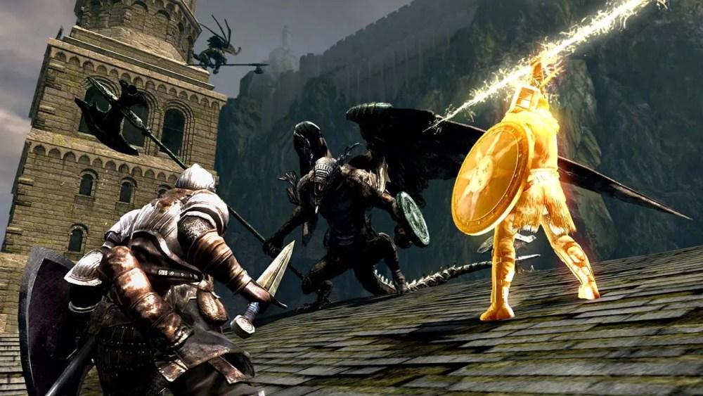Dark Souls Remastered Review Screenshot 3