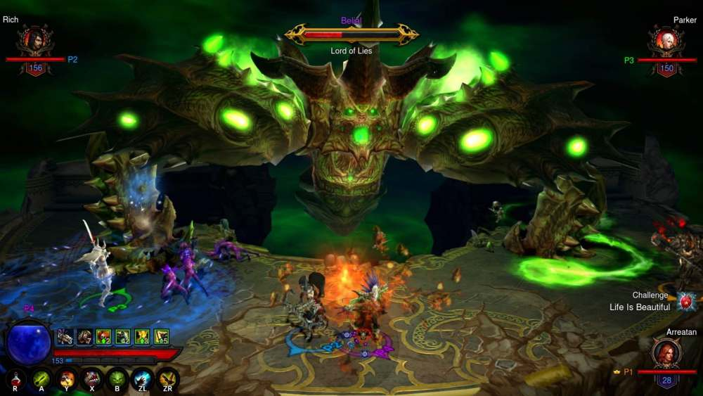Diablo III Eternal Collection Preview Screenshot 3